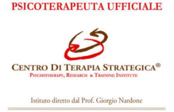 Centro di Terapia Strategica Dott. Giorgio Nardone